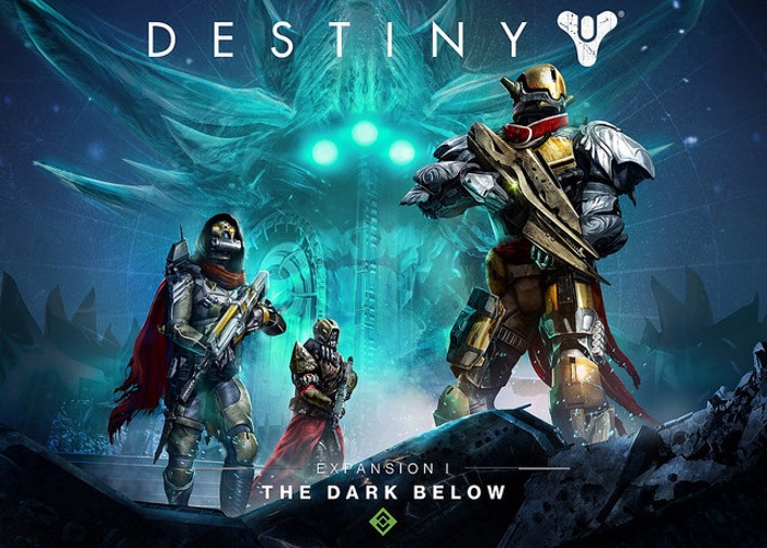 Destiny The Dark Below