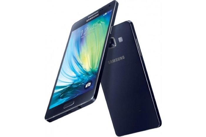 samsung galaxy a5 press renders leaked. Black Bedroom Furniture Sets. Home Design Ideas