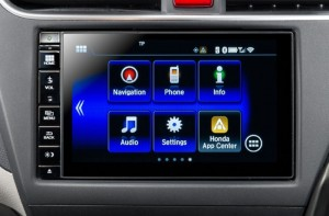 Honda Connect In-Car Systems Powered By Nvidia Tegra CPU And Android OS