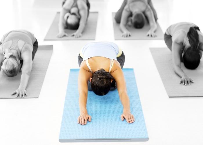 Intelligent Yoga Mat