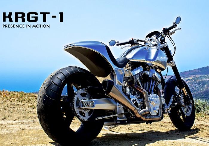 KRGT-1 Bike