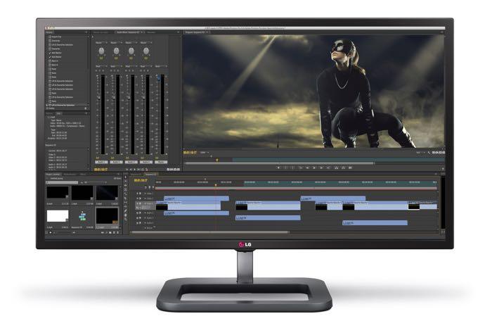 LG Digital Cinema 4k Monitor
