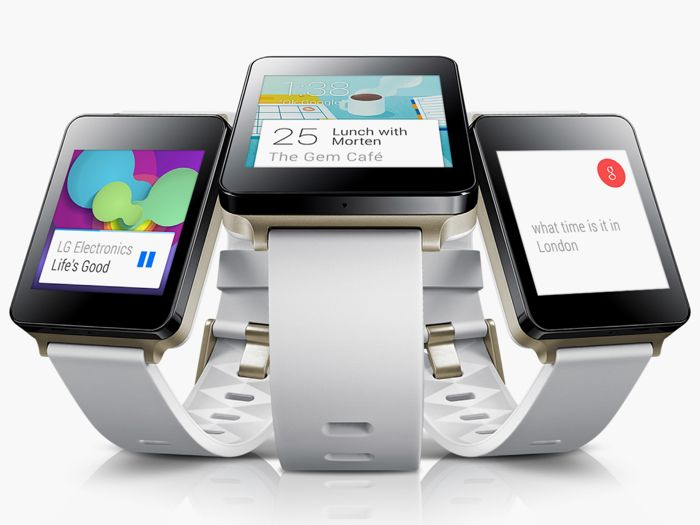 LG G Watch Android Smartwatch Price Drops To $150 (video)