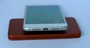 Lenovo Sisley Smartphone Leaked