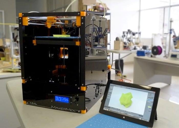 MM1 Modular 3D Printer