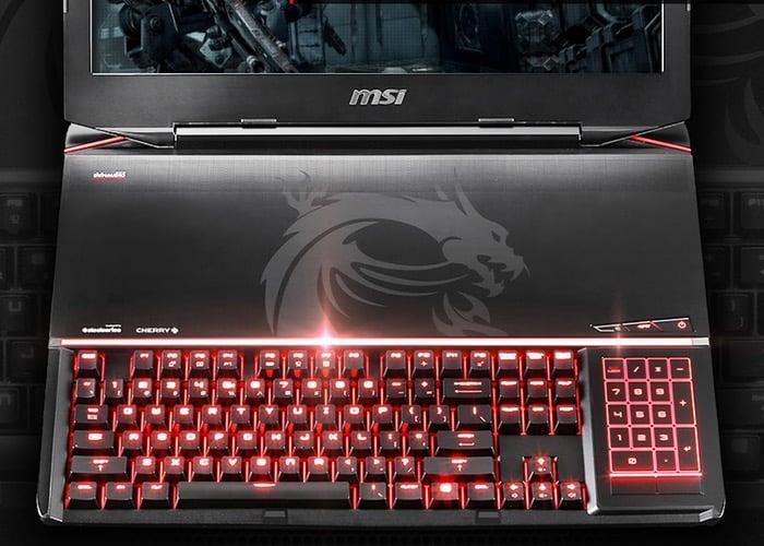 MSI GT80 Titan