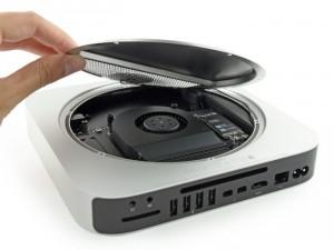 New Mac Mini Gets Taken Apart By iFixit
