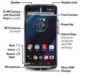Droid Turbo To Feature 3,900 mAh Battery