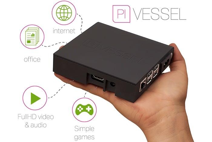 Pi Vessel Raspberry Pi