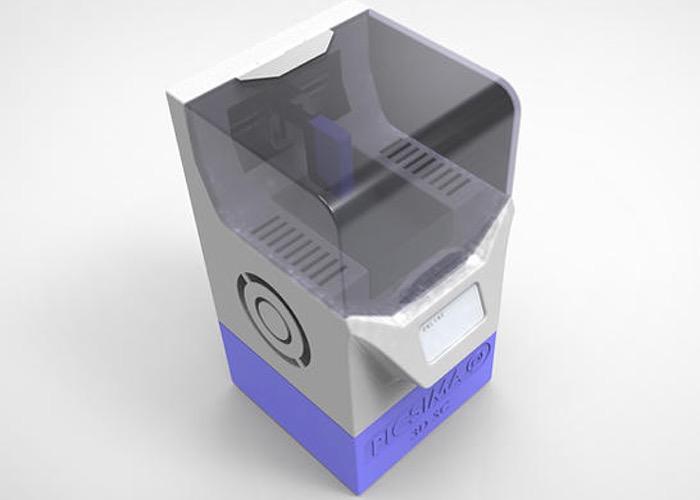 Picsima Silicone 3D Printer