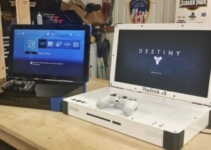 The PlayBook 4 PlayStation 4 Laptop Unveiled For $1,400