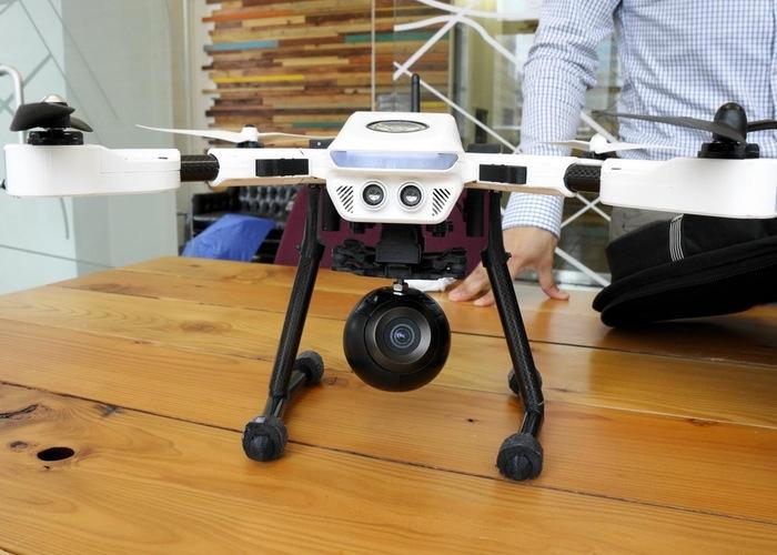 Portable Camera Drone