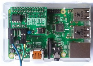 RaspiVoice Raspberry Pi Based Text-to-Voice Board Unveiled (video)