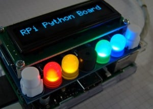 RPi Raspberry Pi Breakout Board Designed To Help You Learn Python