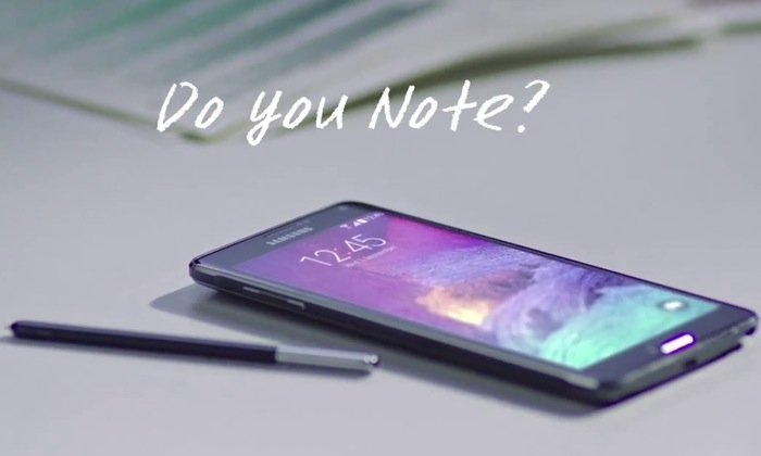 Follow Samsung Galaxy Note 4 Around the World