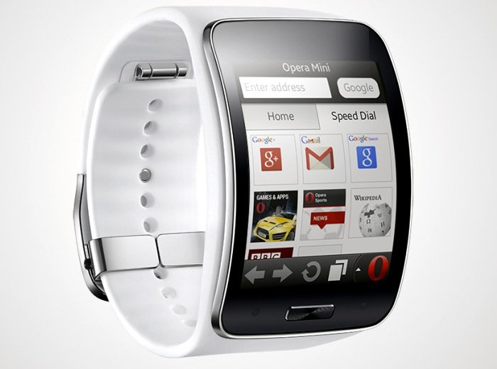 samsung gear s smartwatch receives new opera mini browser app. Black Bedroom Furniture Sets. Home Design Ideas