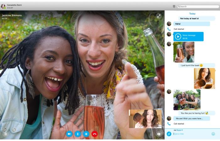 Skype 7.1