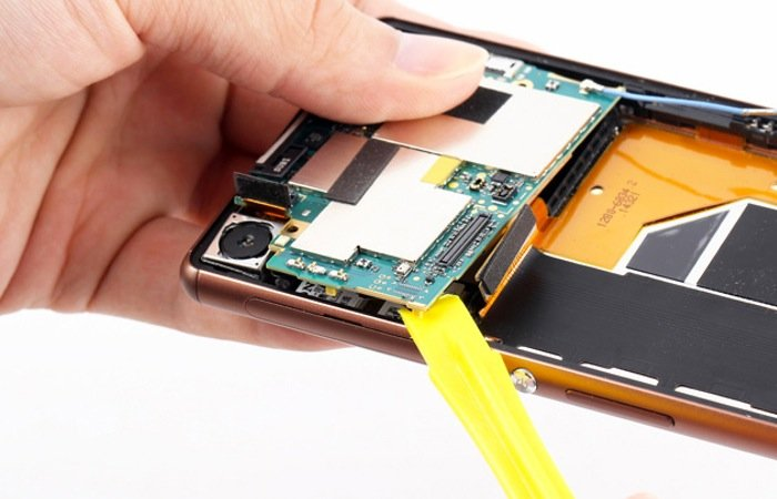 Sony Xperia Z3 Teardown