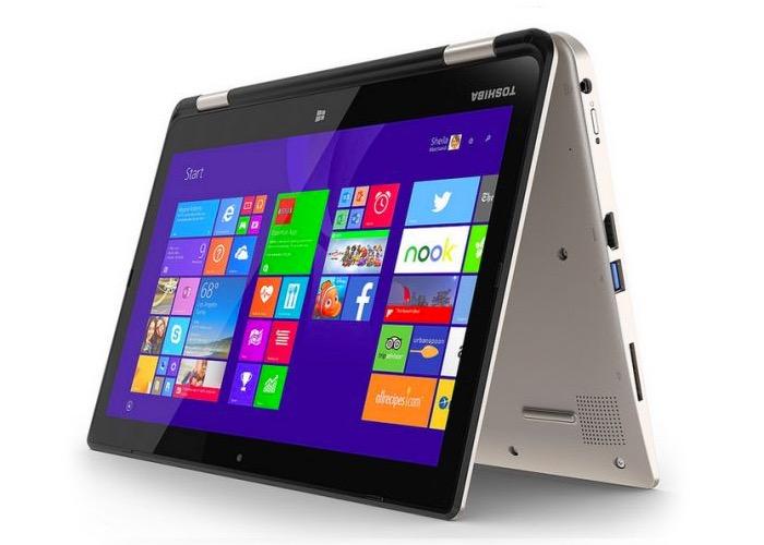 Toshiba Satellite Radius 11 Convertible Laptop Launches
