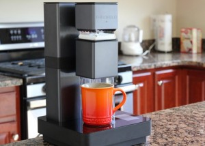 Bruvelo Smartphone Controlled Wireless Coffee Machine Makes Your Perfect Coffee (video)