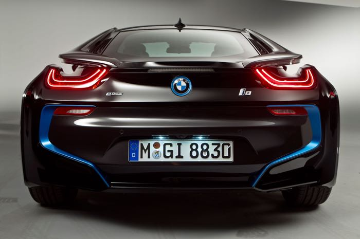 500hp Bmw I8s Supercar In The Works Rumor