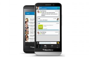 BBM Beta Introduced Times Messages and Message Retraction