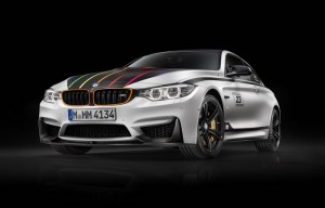 BMW M4 DTM Champion Edition Announced