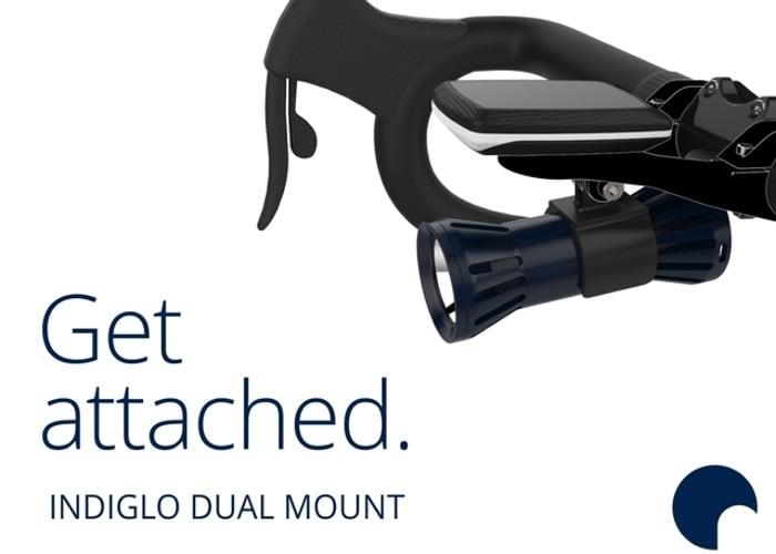 dual handlebar mount