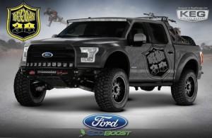 Custom Ford F-150s Aim for Hottest Truck Award at SEMA