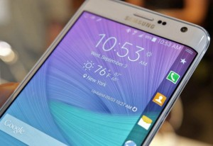 Sprint Galaxy Note Edge Gets FCC Approval