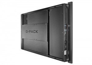 G-Pack Steam Gaming PC System Fits Behind Your HDTV Using VESA Mounts (video)