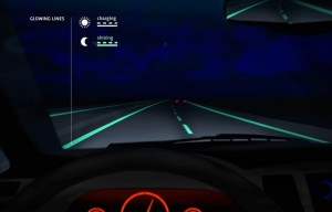 Highway Glow In The Dark Markings Now Being Used In The Netherlands (video)