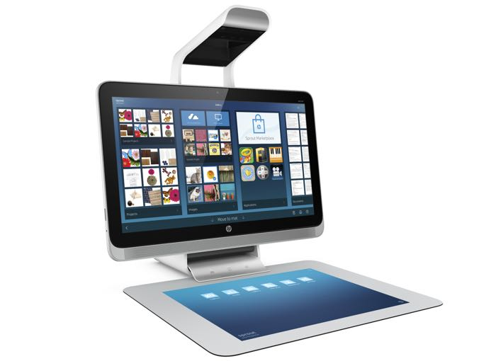 HP Sprout PC Ditches The Mouse And Keyboard