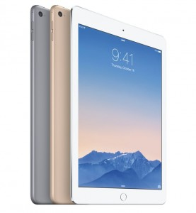 iPad Air 2 Costs Around $275 To Make
