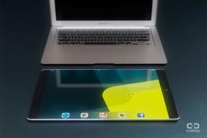 12.9 Inch iPad May Run iOS And OS X (Rumor)