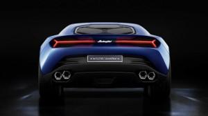 Lamborghini Asterion LPI 910-4 Hybrid Concept Unveiled