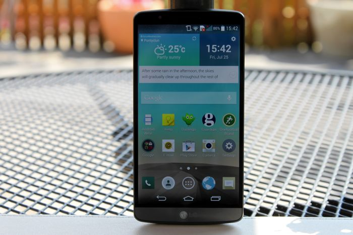 LG G3 and LG G Pad 7 Arrive at US Cellular