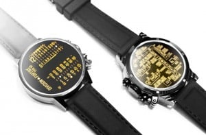 Type 50 Limited Edition Wrist Watch Created By Division Furtive (video)