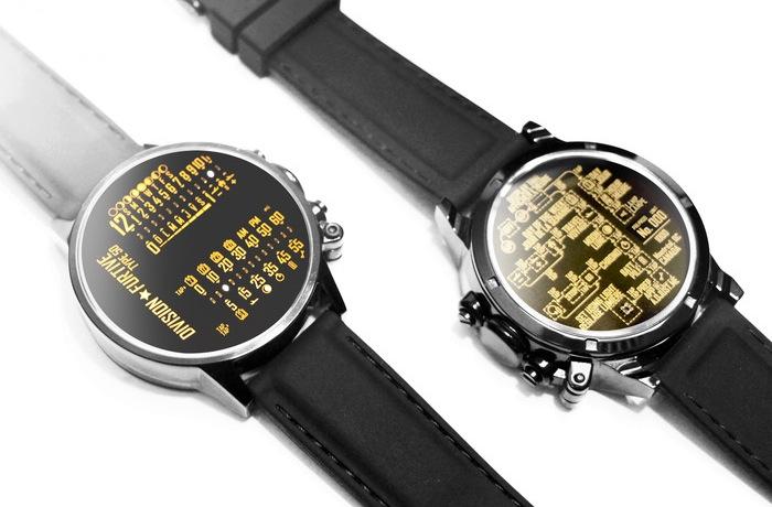 limited edition wrist watch