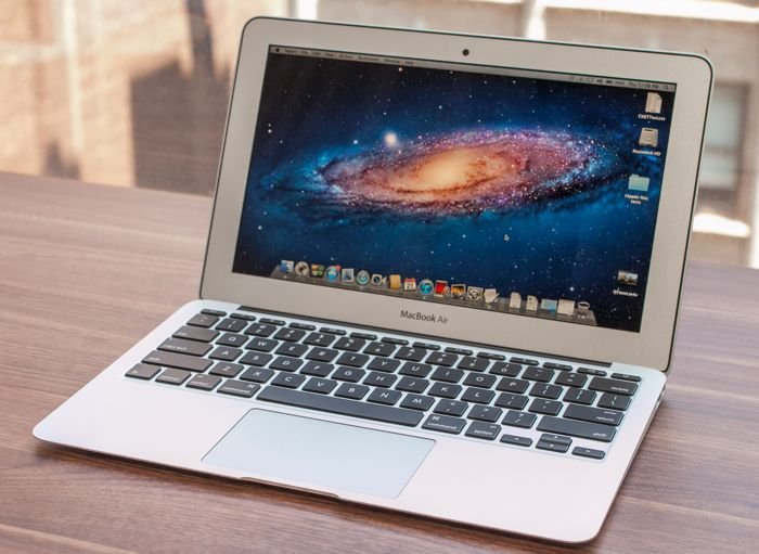 Retina Macbook Air
