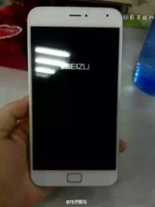 White Meizu MX 4 Pro Spotted in China