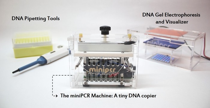 miniPCR machine