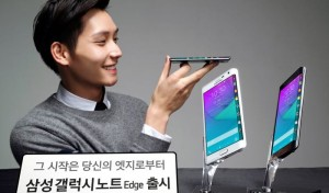 Samsung Galaxy Note Edge Launched In South Korea