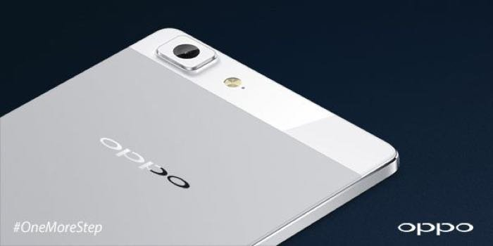 Oppo R5 Smartphone Measures Just 4.85mm Thick