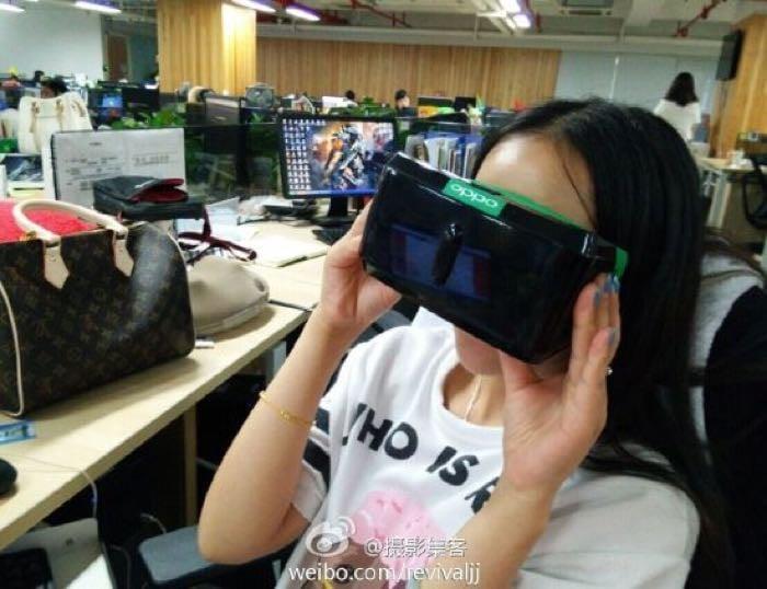 Oppo VR Headset