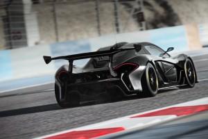 More Photos Of The McLaren P1 GTR