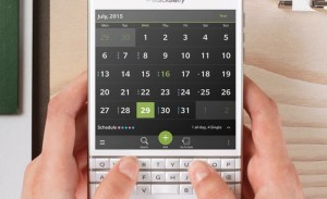 White BlackBerry Passport Launching In November