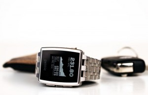 Pebble And Pebble Steel Smart Watches Land In The UK