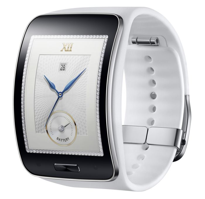 Samsung Gear S Smartwatch To Hit The U S on November 7th