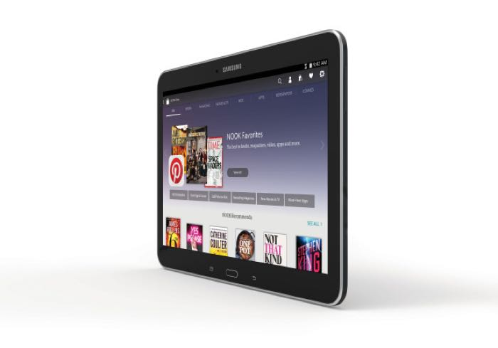10.1 Inch Galaxy Tab 4